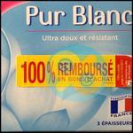 Offre de Remboursement Lotus : Boîte de Mouchoirs Pure Blanc 100% Remboursé en 2 Bons - anti-crise.fr