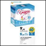 Bon Plan Guigoz : Pack Lait de Croissance 6x1L à 2,89€ chez Leclerc - anti-crise.fr