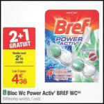 Bon Plan Bref : Bloc WC Power Activ' à 0,30€ chez Carrefour - anti-crise.fr