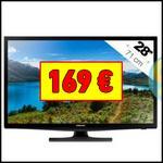 Bon Plan Samsung : TV LED 28'' à 169€ au lieu de 279€ chez Rue du Commerce - anti-crise.fr