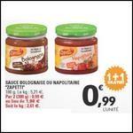 Bon Plan Zapetti : 2 Sauces à 0,39€ chez Leclerc Centre-Est - anti-crise.fr