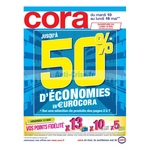 Catalogue Cora du 3 au 16 mai