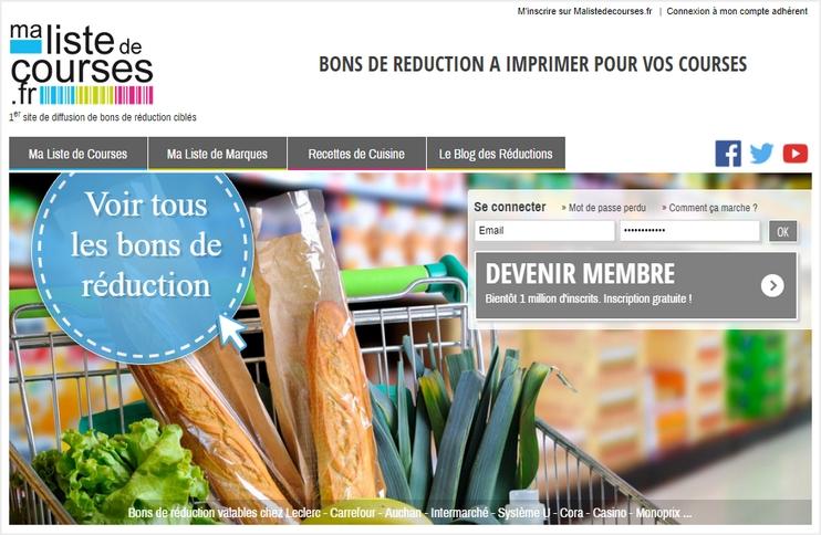 malistedecourses.fr