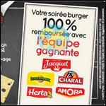 Offre de Remboursement Jacquet : Votre Soirée Burger 100% Remboursée - anti-crise.fr