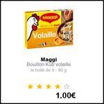 Bon Plan Maggi : Bouillon Kub Gratuit ou Presque Partout - anti-crise.fr