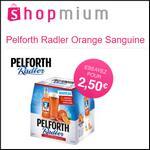 Offre de Remboursement Shopmium : Pelforth Radler Orange Sanguine à découvrir pour 2,50€ - anti-crise.fr
