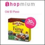Offre de Remboursement Shopmium : 3 Offres 30% sur Old El Paso - anti-crise.fr
