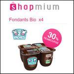 Offre de Remboursement Shopmium : 2 Offres 30% Fondants Bio Les 2 Vaches- anti-crise.fr