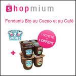 Offre de Remboursement Shopmium : 1 Fondants Bio Les 2 Vaches Acheté = 1 Offert - anti-crise.fr