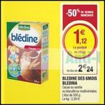 Bon Plan Blédina : Blédine à 0,42€ chez Magasins U - anti-crise.fr