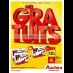 Catalogue Auchan du 1er au 7 juin