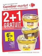 Carrefour Market du 31 mai au 12 juin