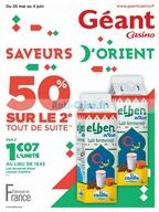 Géant Casino du 25 mai au 4 juin