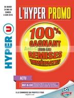 Hyper U du 24 mai au 4 juin