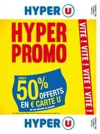 Hyper U du 31 mai au 11 juin