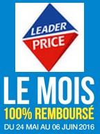 Leader Price du 24 mai au 6 juin