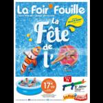 Catalogue La Foir Fouille du 23 mai au 8 juin