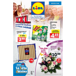 Catalogue Lidl du 25 au 31 mai