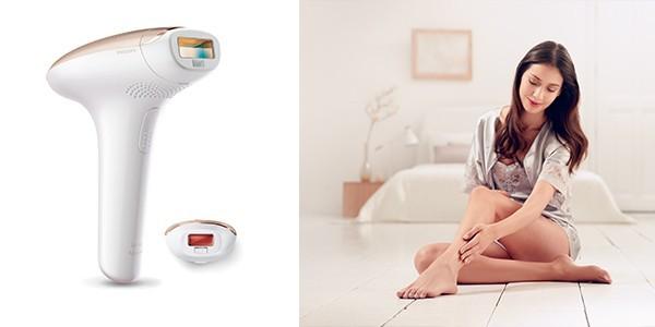 test de produit philips epilateur lumi re puls e lumea. Black Bedroom Furniture Sets. Home Design Ideas