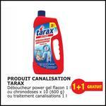 Bon Plan Tarax : Déboucheur ou Traitement Fosse Septique Gratuit ou Presque chez Auchan - anti-crise.fr