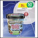 Bon Plan Ben & Jerry's : Pot de Glace à 0,89€ chez Intermarché - anti-crise.fr