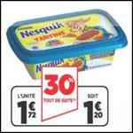 Bon Plan Pâte à Tartiner Nesquik chez Géant Casino - anti-crise.fr