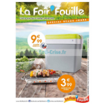 Catalogue La Foir Fouille du 30 mai au 18 juin