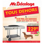 Catalogue Mr Bricolage du 1er au 11 juin