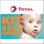 Bon Plan Station Total : Votre Kit Bébé Offert - anti-crise.fr