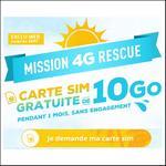 Bon Plan Bouygues : Carte sim 10 Go gratuite pendant 1 mois Sans Engagement - anti-crise.fr