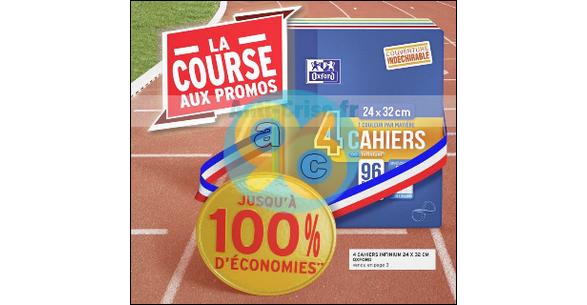 Offre de Remboursement Intermarché : Fournitures Scolaires 100% Remboursées - anti-crise.fr