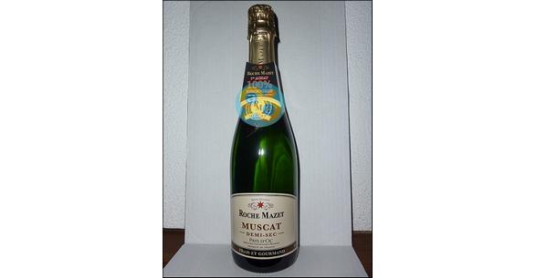 Offre de Remboursement Roche Mazet : Muscat Demi-Sec 100% Remboursé - anti-crise.fr