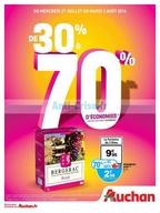 Catalogue Auchan du 27 juillet au 2 août