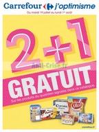 Catalogue Carrefour du 19 juillet au 1er août