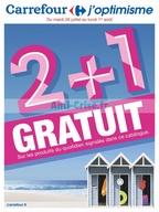 Catalogue Carrefour du 26 juillet au 1er août