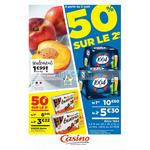 Catalogue Casino du 2 au 15 août