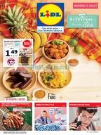Catalogue Lidl du 27 juillet au 2 août