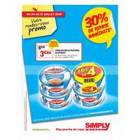 Anti crise catalogue simply market du 20 au 31 juillet - Www simplymarket fr catalogue ...