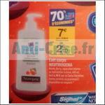 Bon Plan Lait Hydratant Neutrogena chez Carrefour - anti-crise.fr