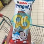 Offre de Remboursement Kinder Pingui Lait et Noix de Coco 100% Remboursé - anti-crise.fr