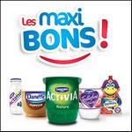 Maxi Bons Danone de retour !!! - anti-crise.fr