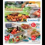 Catalogue Leclerc du 2 au 7 août (Centre-Ouest)