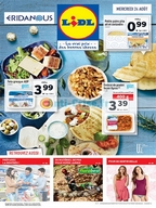 Catalogue Lidl du 24 au 30 août