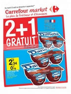 Catalogue Carrefour Market du 23 août au 4 septembre