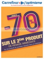 Catalogue Carrefour du 23 août au 5 septembre