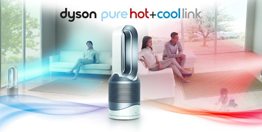 test de produit les initi s purificateur d air dyson pure hot cool link. Black Bedroom Furniture Sets. Home Design Ideas