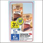 Bon Plan Préparation pour Gâteau Nestlé chez Carrefour Market - anti-crise.fr