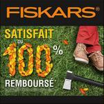Offre d'Essai Fiskars : Un Outil de Jardinage Satisfait ou 100% Remboursé - anti-crise.fr