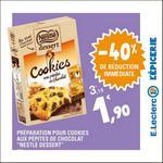 Bon Plan Préparation pour Gâteau Nestlé chez Leclerc - anti-crise.fr