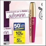 Bon Plan Mascara Volume Millions de CilsL'Oréal Paris chez Carrefour - anti-crise.fr